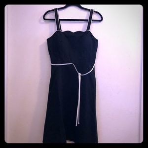 R&K Black Dress with or without straps